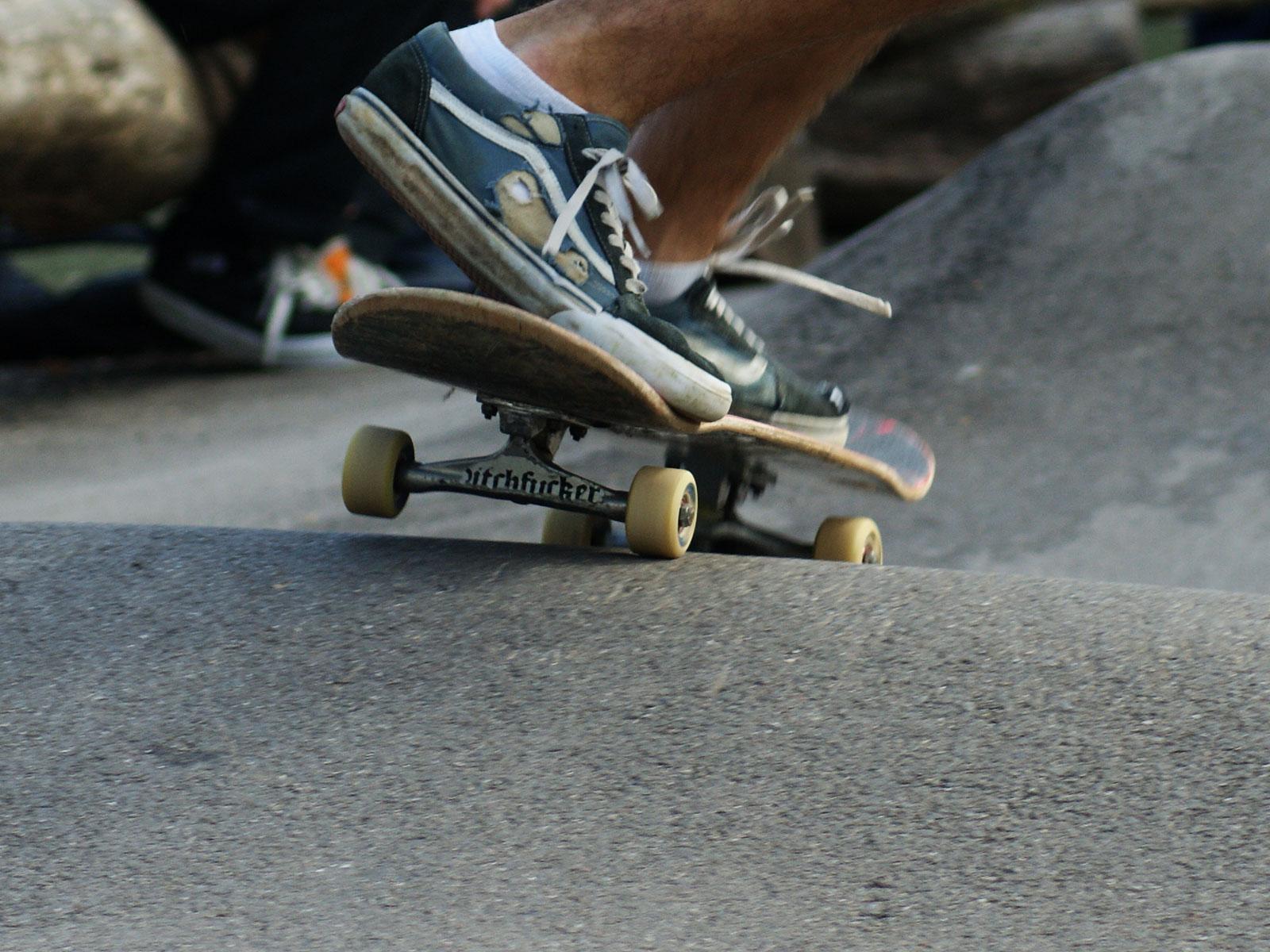 Skater Coaster Skateboarding